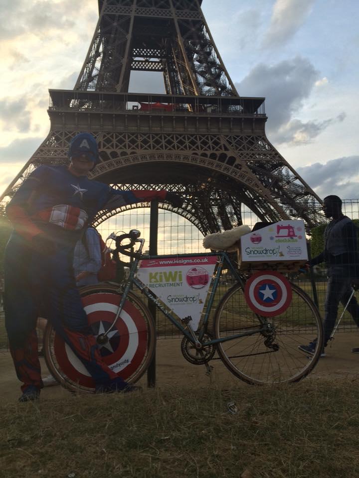 Kiwi Recruitment Sponsors The Pink Pub Bike Club Bognor