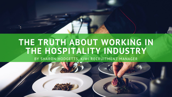 The truth about working in hospitality