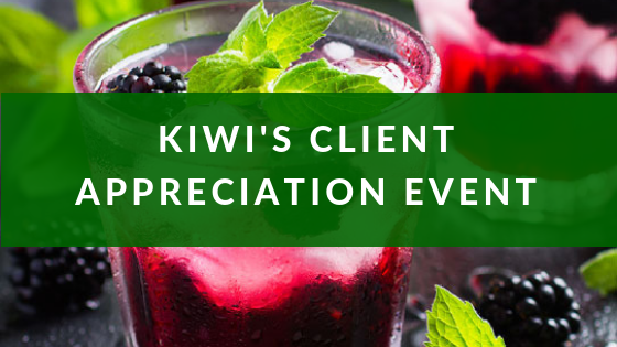 Kiwi give thanks to Businesses across West Sussex with a special event.