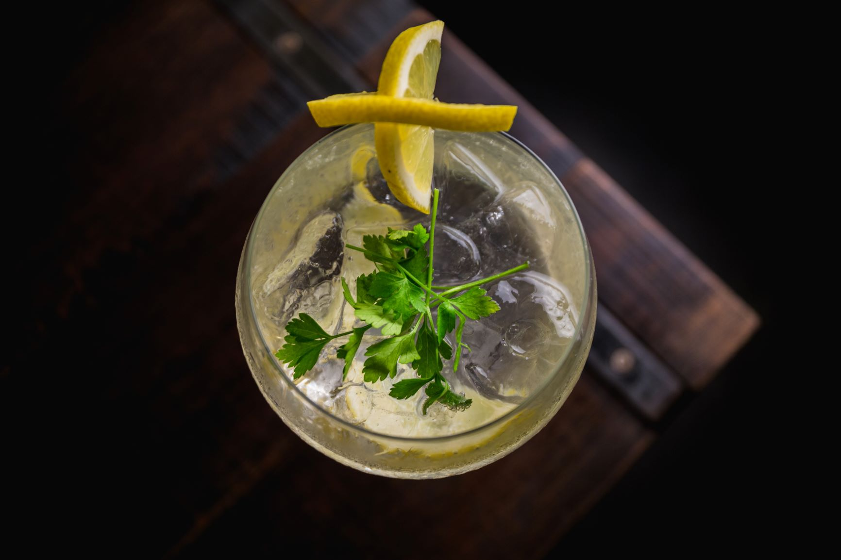 Kiwi's Much Loved Chilgrove Gin Fridays