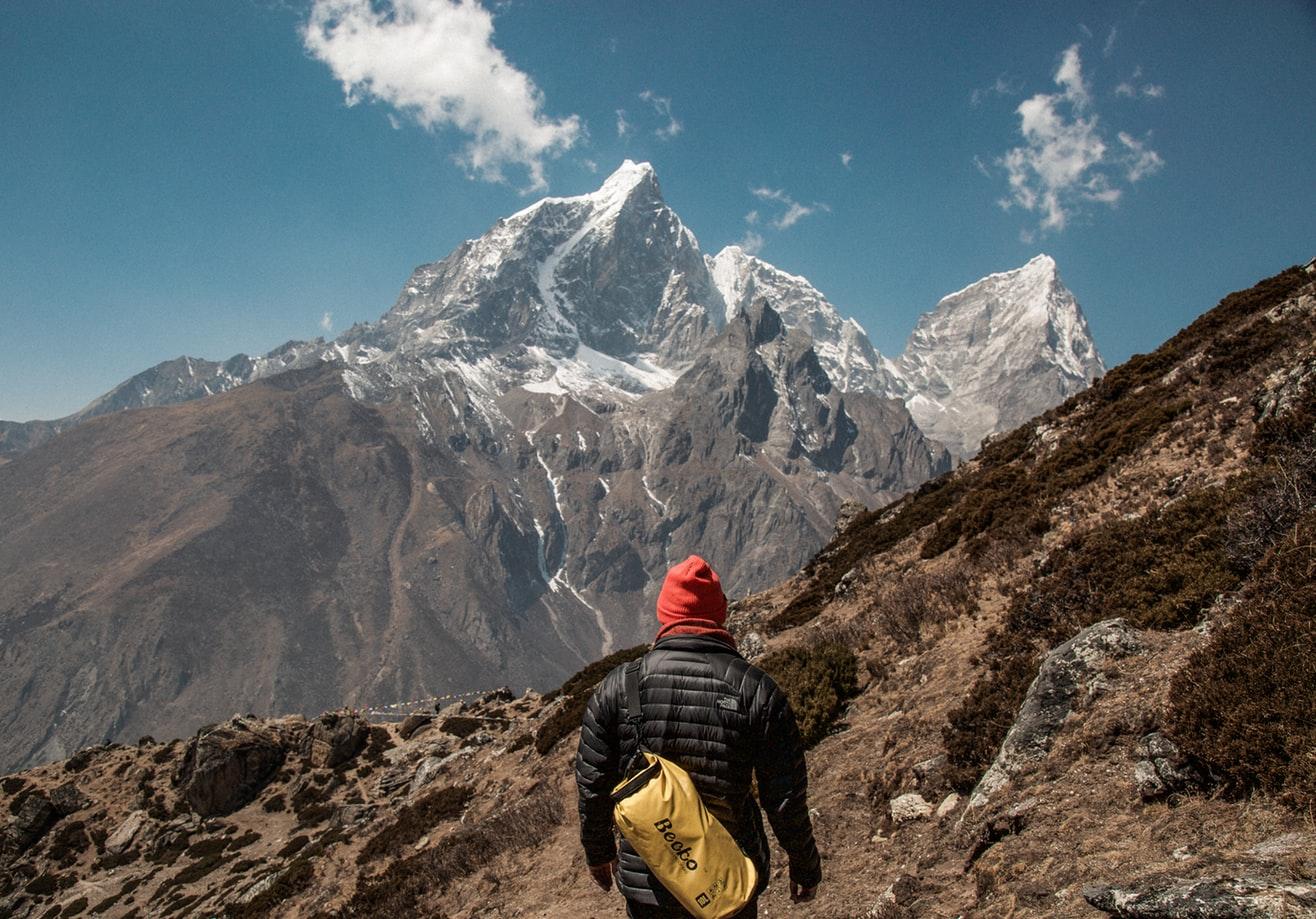 TwoFatMen Take on Everest for Australia