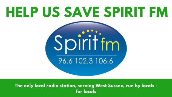 Help us save Spirit FM