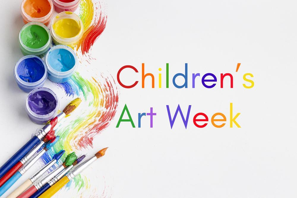 Children's Art Week Galleries