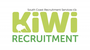 kiwi recruitment logo south coast