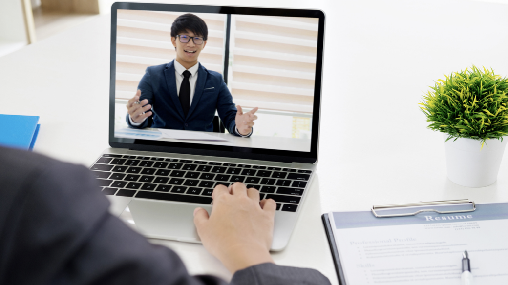 Top Tips for a Video Interview