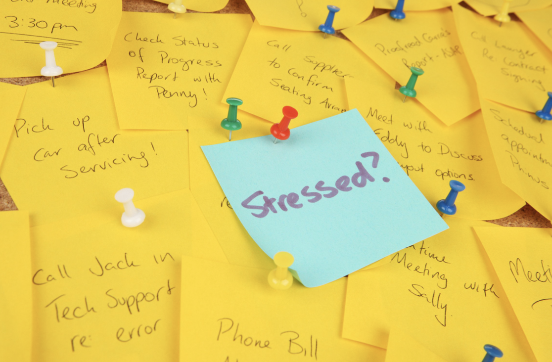 Stress Awareness Month! – Managing Stress within the Workplace