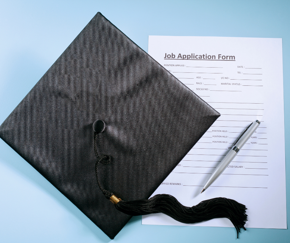 Tips for Navigating the Graduate Job Search